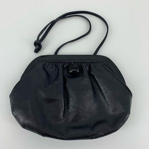 Macy's Made In Italy Leather Shoulder Bag